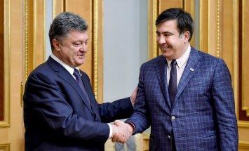 Порошенко лишил Саакашвили гражданства Украины