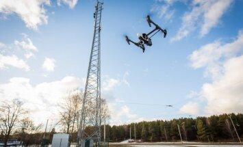 'Radām novadam': Ar droniem apsekos neaizsniedzamos torņus un skursteņus