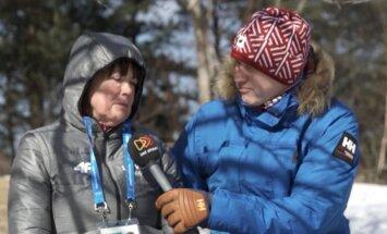 Video: Latvijas Olimpiskās vienības ārste salīdzina Andreja Rastorgujeva un Maira Brieža izturību