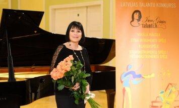 Jauno mūziķu konkurss 'Ineses Galantes talanti 2018'. Tiešraide