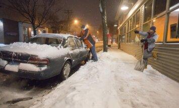 ASV meteorologi atzīst kļūdīšanos sniegputeņa prognozēs