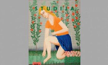 Iznācis vizuālo mākslu žurnāla 'Studija' vasaras numurs