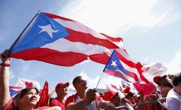 Puertoriko piedāvā aizdevējiem 'aizmirst' 22,7 miljardu ASV dolāru parādu