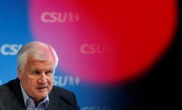 Vācijas ministrs pieprasa līdz jūnija beigām atrisināt robežkontroles jautājumus