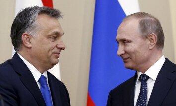 Орбан получил от России гарантии надежных поставок энергоресурсов в Венгрию