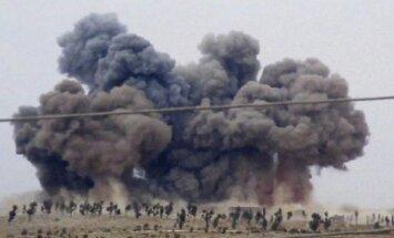 Olands: visiem uzlidojumiem Sīrijā ir jābūt vērstiem pret 'Islāma valsti'