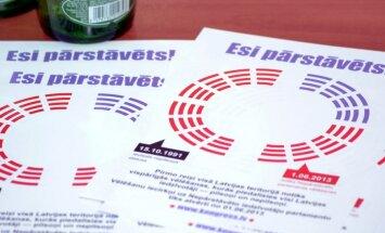 Конгресс неграждан обвинил Дзинтарса в тоталитаризме