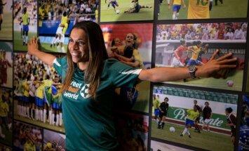 Marta apsteigusi Peli Brazīlijas izlasē gūto vārtu statistikā