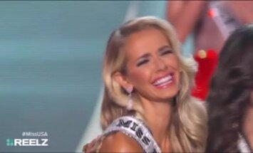 """Новой """"Мисс США"""" стала девушка из Оклахомы"""