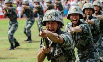 Китай построит первую военную базу за границей