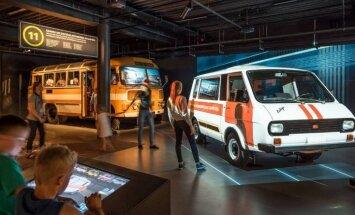 Rekonstruētajam Rīgas Motormuzejam jau gads – aicina uz bezmaksas ekskursijām