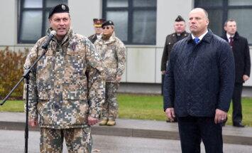 Aizsardzības nozares vadība tiksies ar ES Militārās komitejas priekšsēdētāju