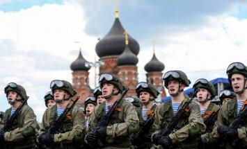 Krievija pie rietumu robežām ievērojami pastiprinājusi militāro potenciālu