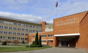 Ministri uz valdības sēdi pulcēsies Daugavpils Universitātē