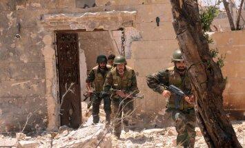 Pasaules lielvaras nespēj vienoties par Sīrijas miera konferenci