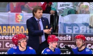 Video: Znaroks piedraud zviedru trenerim 'pārgriezt rīkli'