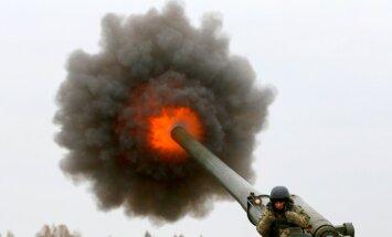 ASV Ukrainai piešķirs militāro palīdzību pusmiljarda dolāru apmērā