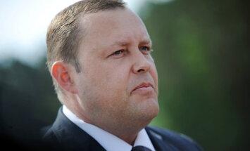 Lems par Kozlovskim daļēji piederošā uzņēmuma mantas pārdošanas plānu