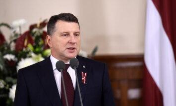Vējonis piedalīsies NATO valstu un valdību vadītāju sanāksmē Briselē