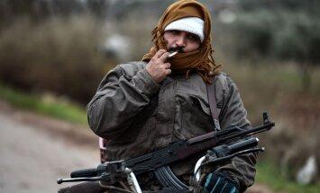 Turcija brīdina Sīriju neiejaukties kaujās ar kurdiem