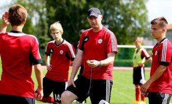 Paziņots Latvijas jauniešu futbola izlases kandidātu saraksts dalībai UEFA Attīstības turnīrā Rīgā