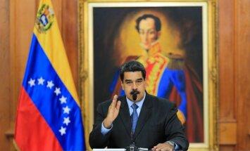 """""""Верховный суд Венесуэлы в изгнании"""" приговорил Мадуро к 18 годам тюрьмы"""