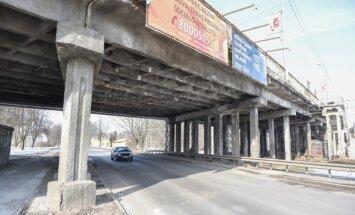 Izsludināts iepirkums Brasas tilta rekonstrukcijai