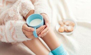 Piens – svarīgs produkts ne tikai bērnībā. Kas tajā vērtīgs