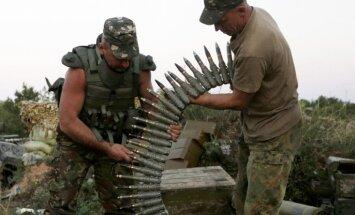 Neskatoties uz pamieru, Ukrainas separātisti paziņo par vienu bojāgājušo kaujās