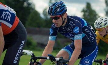 'Rietumu – Delfin' riteņbraucējs Prūss izcīna 39. vietu GP 'Liberty' kopvērtējumā