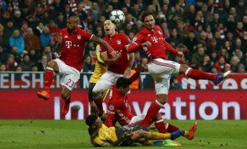 Bayern Munich v Arsenal - UEFA Champions League