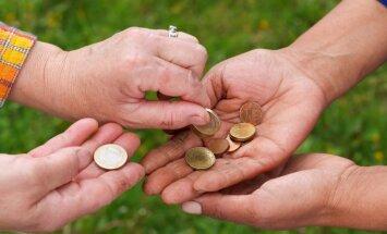 Nelikumībās pieķertais fonds 'Labdaris' izvērš darbību Krievijā