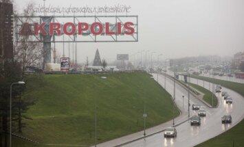 Apbedīšanas birojs un tirdzniecības milzis cīkstas par 'Akropolis' preču zīmi