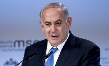 Netanjahu nosoda Polijas premjera par holokaustu paustos izteikumus