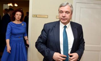 Аболтиня: Шадурскис грозил отставкой в случае провала реформы образования