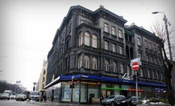 Ļeņina iela 32: Virs lepnākā Rīgas veikala bijusi netīrākā fakultāte