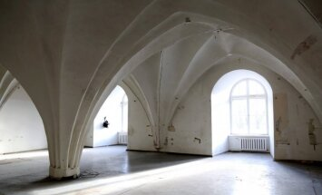 Rīgas pils Konventa rekonstrukcija turpināsies, lemj padome