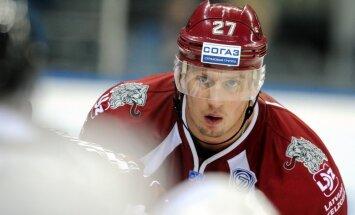 Rīgas 'Dinamo' pagarina līgumus ar vēl četriem spēlētājiem