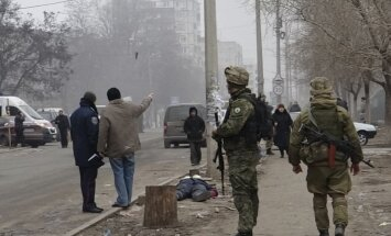 Lietuva aicina pastiprināt ES sankcijas pret Krieviju