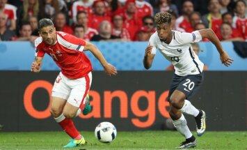 Switzerland Ricardo Rodriguez, Kingsley Coman
