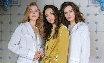 ФОТО. В пижамном костюме на работу: 28 стильных образов Izba Rouge