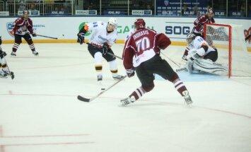 Rīgas 'Dinamo' pārbaudes turnīrā Ņižņijnovgorodā pieveic 'Severstaļ'
