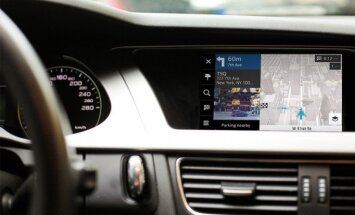 Vācu autoražotāji plāno pirkt 'Nokia' kartogrāfijas nodaļu 'Here'