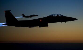 ASV vadītā koalīcija Irākā un Sīrijā nogalinājusi 75 % 'Daesh' kaujinieku, paziņo amatpersona