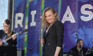 Foto: Ar koncertu Stacijas laukumā atklāj festivālu 'Rīgas ritmi'