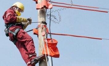 Elektroenerģijas sadales pakalpojumu tarifi ir daļēji nepamatoti, secina Valsts kontrole