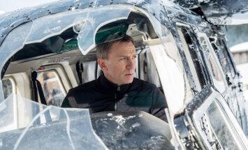 Jaunā Bonda filma 'Spectre' uzstāda Ginesa rekordu