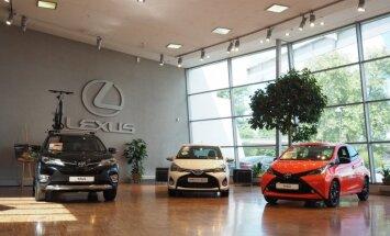 Auto tirdzniecības uzņēmums 'Amserv Grupa' svin 25 gadu jubileju
