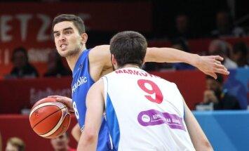 Сборная Сербии обыграла чехов и добралась до полуфинала