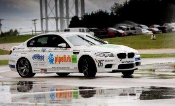 'BMW' uzstādījis Ginesa rekordu garākajā driftā